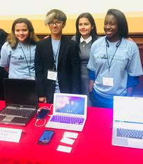 CECHS Congressional App Challenges Winner Head to Washington D.C.